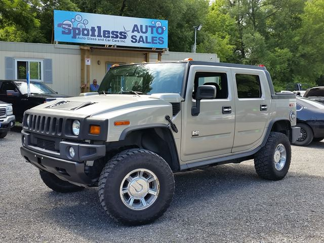 2007 HUMMER H2 SUT in Whitby, Ontario
