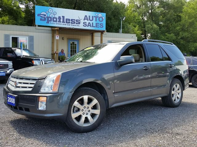 2008 CADILLAC SRX           in Whitby, Ontario
