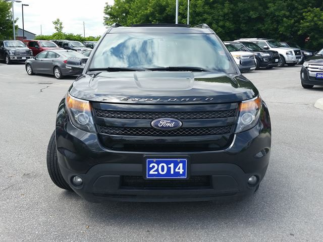 2014 ford explorer sport orillia ontario car for sale 2832804. Black Bedroom Furniture Sets. Home Design Ideas