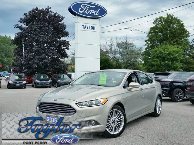 2015 FORD FUSION SE in Port Perry, Ontario