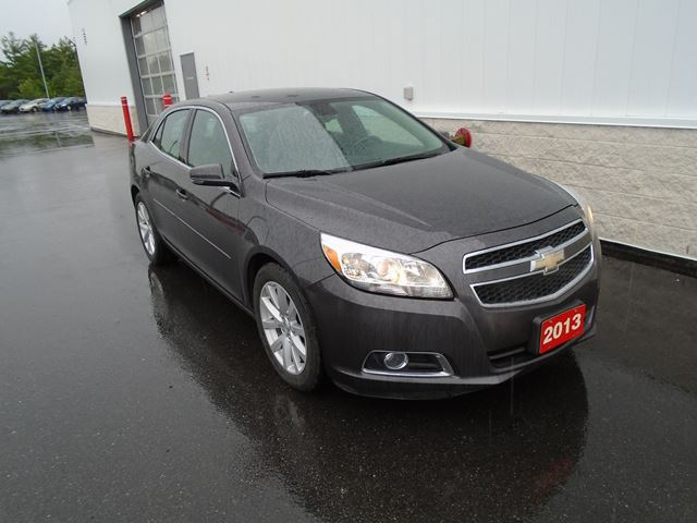 2013 CHEVROLET MALIBU LT in North Bay, Ontario