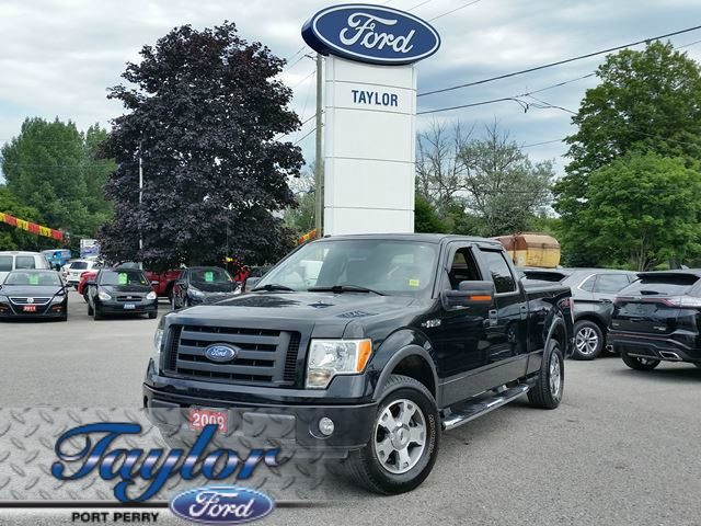 2009 FORD F-150 FX4 in Port Perry, Ontario