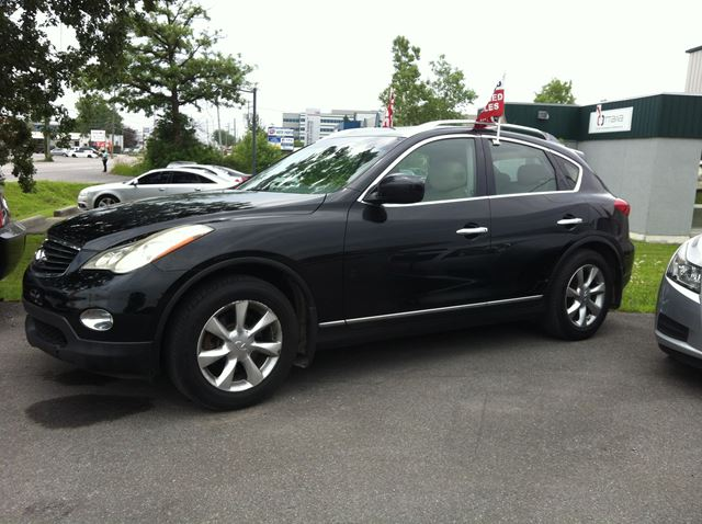 2008 INFINITI EX35 auto loaded ( finance available no credit bad credit )  in Ottawa, Ontario