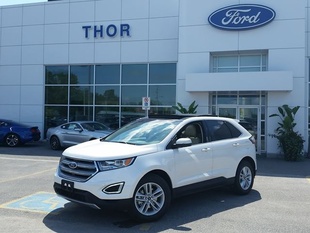 2017 FORD EDGE SEL in Orillia, Ontario