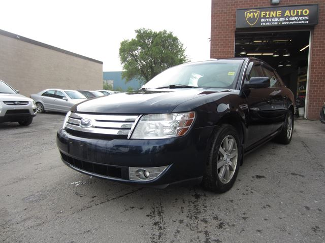 2009 Ford Taurus SEL AWD / HIGHWAY KMS /  RUNS EXCELLENT in Ottawa, Ontario