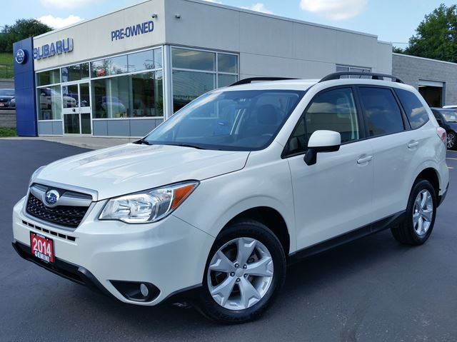 2014 Subaru Forester Convenience in Kitchener, Ontario