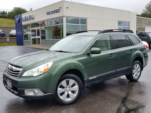 2011 Subaru Outback 2.5i 6spd in Kitchener, Ontario