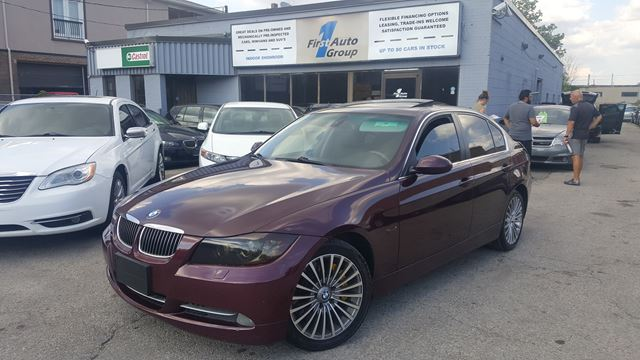 2008 BMW 3 SERIES 335xi in Etobicoke, Ontario