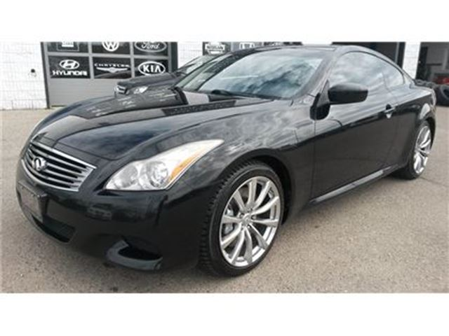 2008 INFINITI G37 Sport Sunroof Bose Heated Seats in Guelph, Ontario