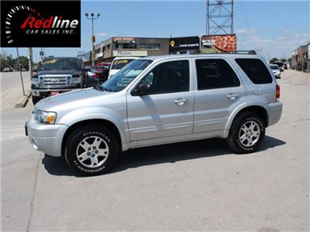 2005 FORD ESCAPE Limited V6 4WD in Hamilton, Ontario