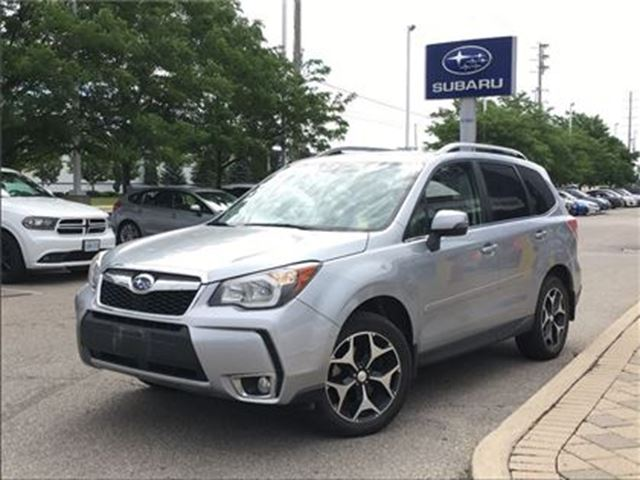 2014 SUBARU FORESTER 2.0XT Limited in Mississauga, Ontario