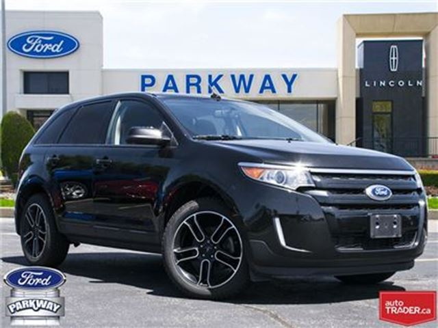 2014 Ford Edge SEL FWD  GPS  BLUETOOTH  SUNROOF  HEATED SEATS in Waterloo, Ontario