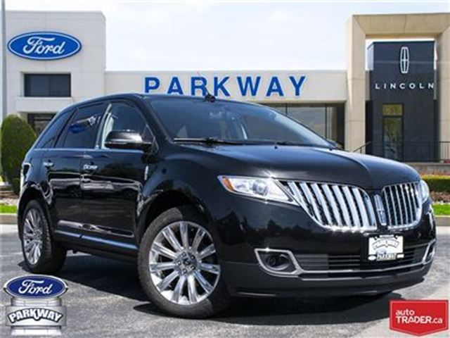 2015 LINCOLN MKX AWD   $265 BIWEEKLY in Waterloo, Ontario