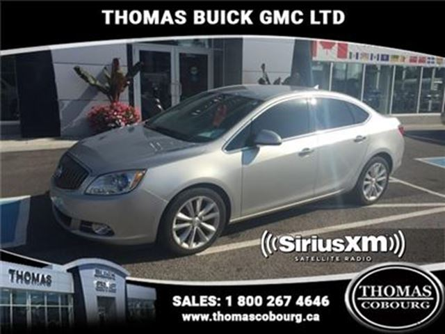 2014 Buick Verano Convenience Group I - Certified - $104.26 B/W in Cobourg, Ontario