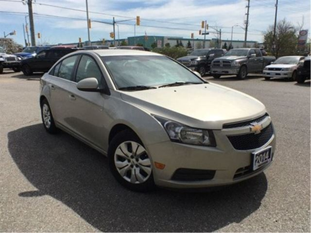 2014 Chevrolet Cruze 1LT**KEYLESS ENTRY**A/C* in Mississauga, Ontario
