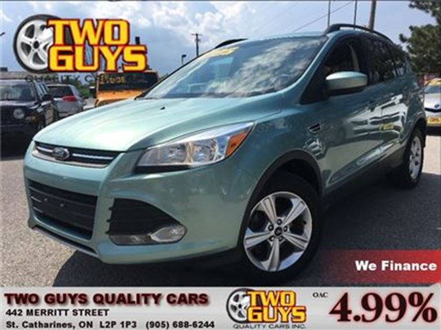 2013 FORD ESCAPE SE HEATED FRONT SEATS in St Catharines, Ontario