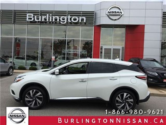 2017 Nissan Murano - in Burlington, Ontario
