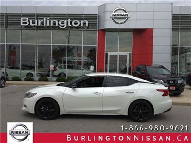 2017 Nissan Maxima - in Burlington, Ontario