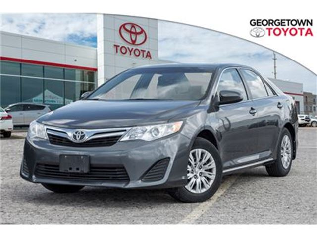 2013 Toyota Camry LE (A6) in Georgetown, Ontario