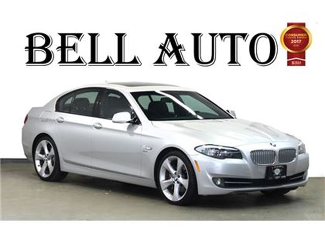 2011 BMW 5 Series i xDrive in Toronto, Ontario