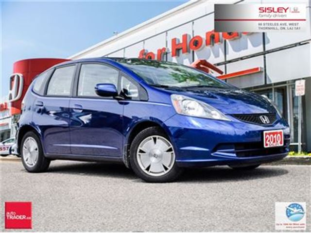 2010 Honda Fit LX in Thornhill, Ontario