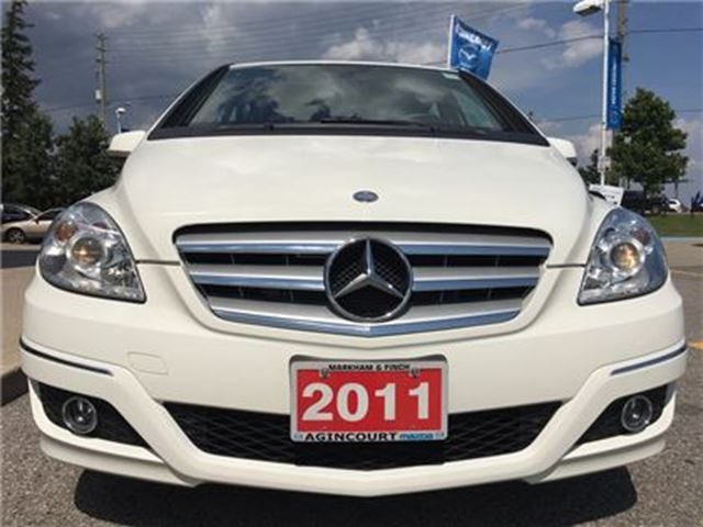 2011 MERCEDES-BENZ B-CLASS B200 in Scarborough, Ontario