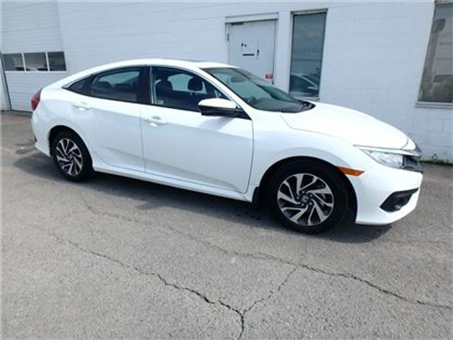 2017 Honda Civic EX in Ottawa, Ontario