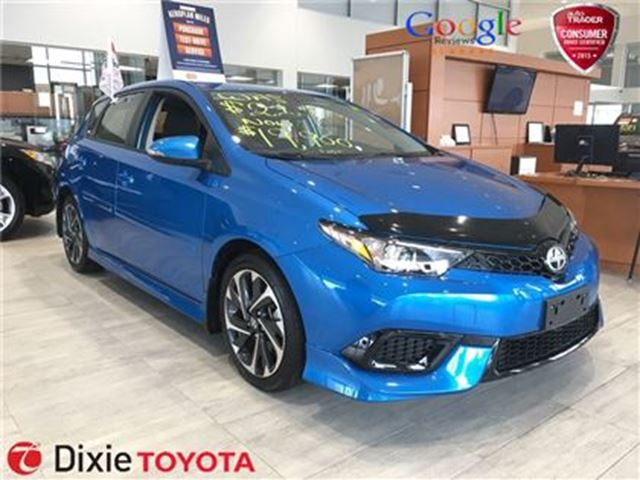 2016 SCION IM Auto, Bluetooth, Alloy Wheels, Very Clean! in Mississauga, Ontario