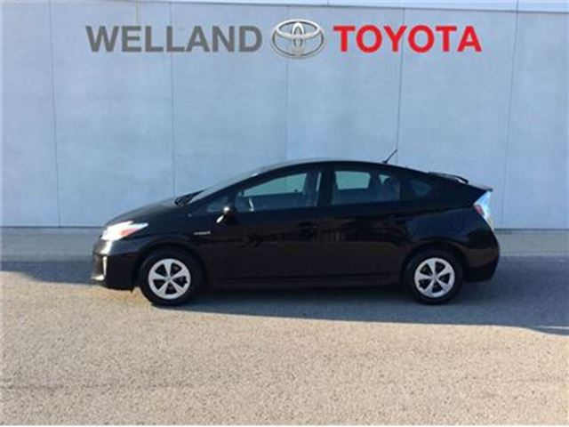 2013 TOYOTA PRIUS Base in Welland, Ontario