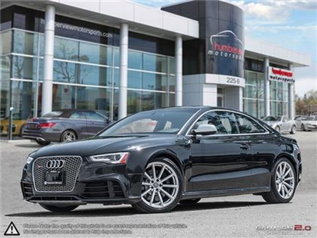 2014 AUDI RS5 4.2 in Mississauga, Ontario