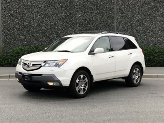 2007 ACURA MDX 5sp at NO Accidents! LOW KMS! in North Vancouver, British Columbia