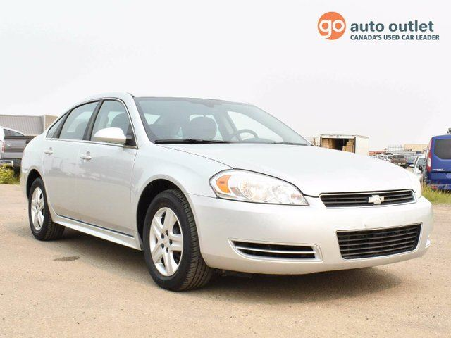 2011 Chevrolet Impala LS in Red Deer, Alberta