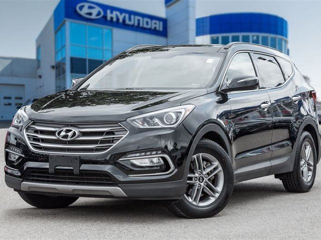 2017 Hyundai Santa Fe 2.4 SE, LEATHER, PANO ROOF in Mississauga, Ontario