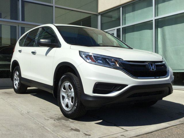 2015 HONDA CR-V LX/n++ACCIDENT FREE/AWD/HEATED SEATS/BACK UP MONITOR in Edmonton, Alberta