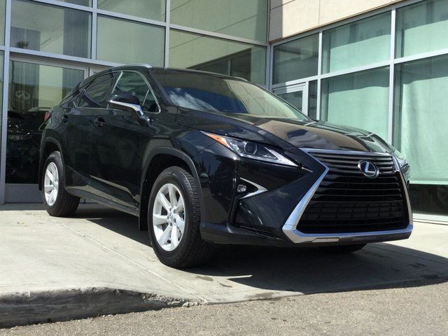 2016 LEXUS RX 350 AWD/BLIND SPOT/BACK UP MONITOR/HEATED AND COOLED SEATS in Edmonton, Alberta