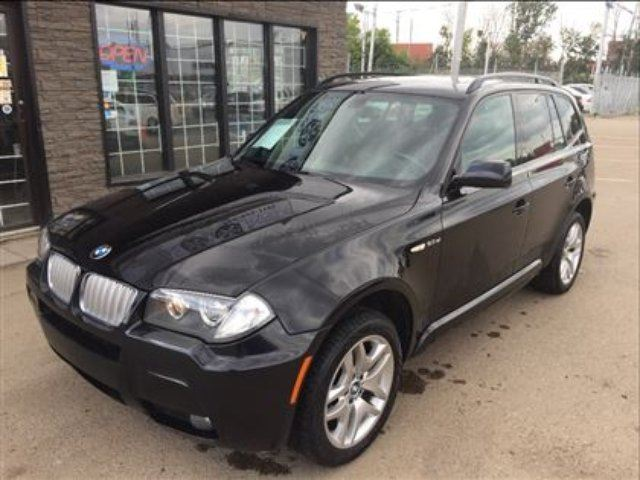 2008 BMW X3 3.0si AWD LOADED 98K! in Edmonton, Alberta