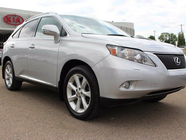 2010 LEXUS RX 350 SUNROOF, NAVI, COOLED/HEATED SEATS, BACKUP CAM, POWER SEATS in Edmonton, Alberta