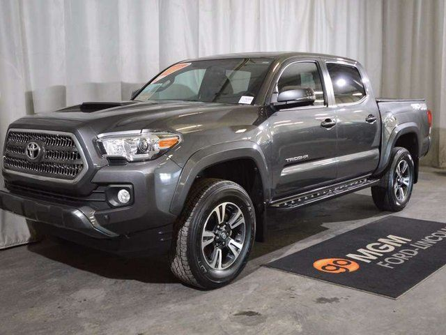 2016 TOYOTA TACOMA TRD Sport in Red Deer, Alberta