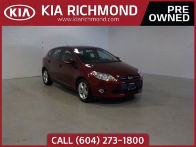 2013 FORD FOCUS SE in Richmond, British Columbia