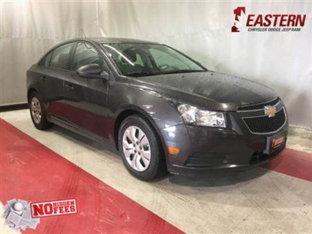 2014 Chevrolet Cruze 2LS in Winnipeg, Manitoba