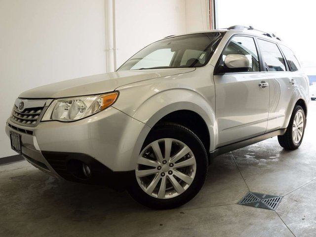 2011 SUBARU FORESTER 2.5 X Limited AWD in Kelowna, British Columbia