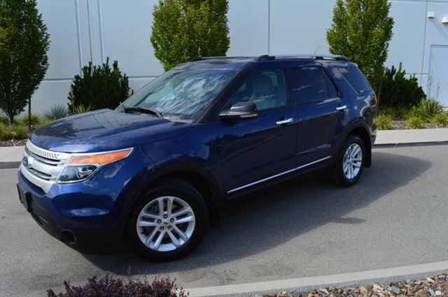 2012 Ford Explorer XLT 4dr 4x4 in Kamloops, British Columbia