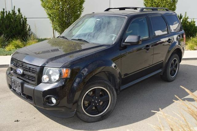 2010 Ford Escape XLT Automatic 4dr 4x4 in Kamloops, British Columbia