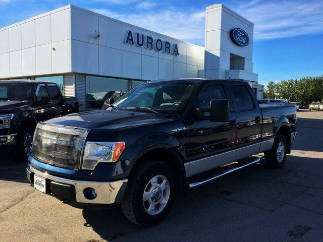 2014 Ford F-150 XLT 4x4 SuperCrew Cab 6.5 ft. box 157 in. WB in Hay River, Northwest Territories
