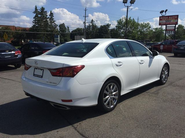 used 2013 lexus gs 350 awd navi reverse cam oakville. Black Bedroom Furniture Sets. Home Design Ideas