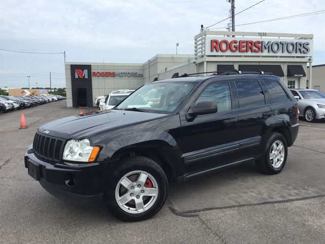 2006 JEEP GRAND CHEROKEE LAREDO 4X4 in Oakville, Ontario