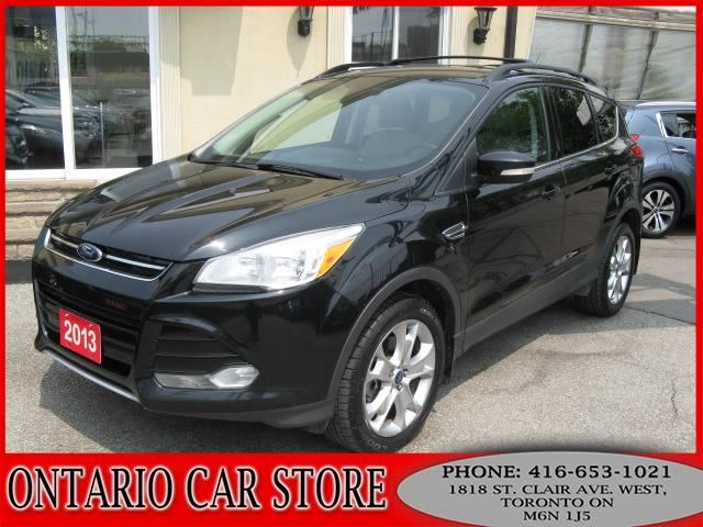 2013 FORD ESCAPE SEL 4WD 2.0L LEATHER BLUETOOTH in Toronto, Ontario