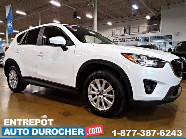 2014 Mazda CX-5 GS - AUTOMATIQUE - AIR CLIMATISn++ - TOIT OUVRANT in Laval, Quebec