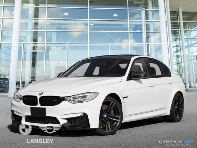 2015 BMW M3 Premium Package! Executive Package!! in Langley, British Columbia