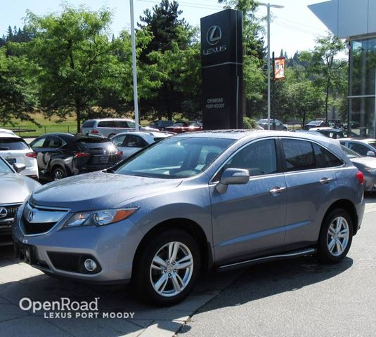 2014 ACURA RDX V6 -  All Wheel Drive in Port Moody, British Columbia